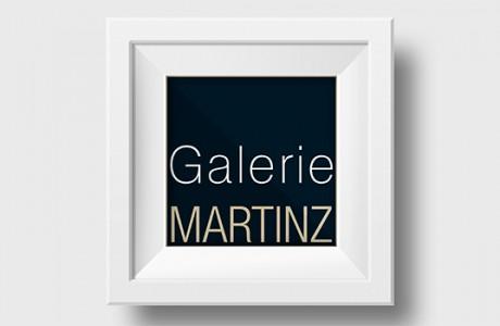 Logogestaltung für Galerien
