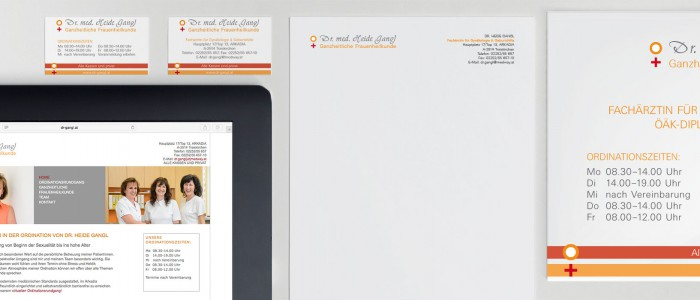 Frauenarzt Website