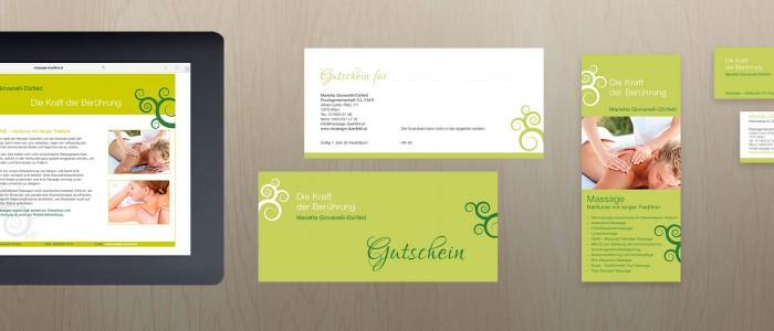 Logo Masseurin Wien